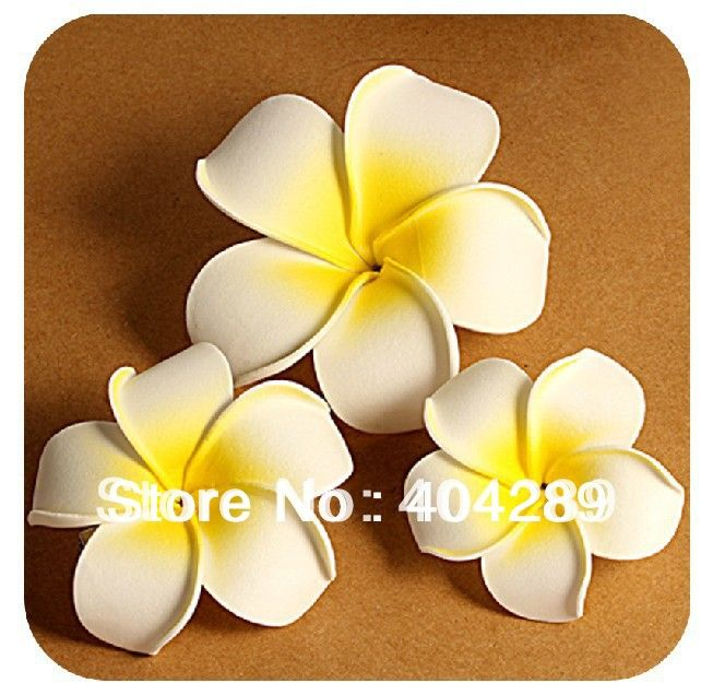 Cheap Commercio all'ingrosso 36 pz Bianco Schiuma Hawaiian Plumeria fiore del Frangipani Del Fiore Sposa Clip di Capelli di Nozze, Compro Qualità Accessori per capelli direttamente da fornitori della Cina:        High Quality Bride Accessory Rose Flowers Hair Bridal Wedding Flower Garland Headbands Crowns Elastic headba