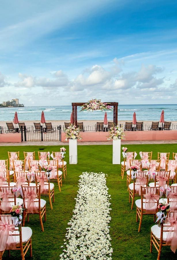 5 Reasons Why Hawaii Is The Perfect Place For Your Destination Wedding Belle The Magazine Hawaii Destination Wedding Hawaiian Destination Weddings Hawaii Wedding