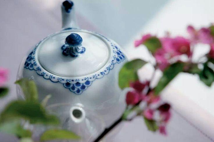 Prinsesse te-kande
