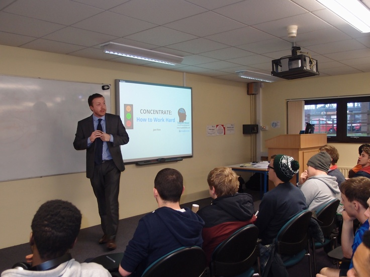 Graduate Jon Finn shares his expertise in sports psychology