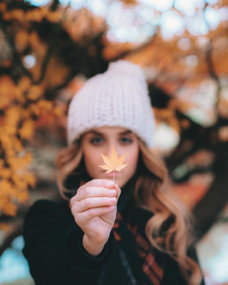Herbst Fotoideen