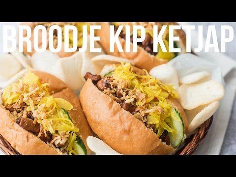 Video: Broodje Kip Ketjap - OhMyFoodness