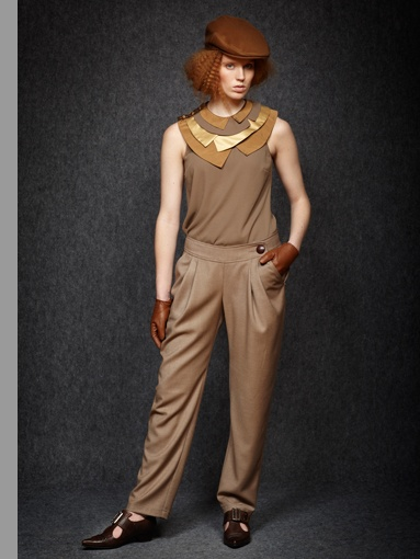 Fall - Winter 2012 | Collections | Jude  Victor Top - 5219