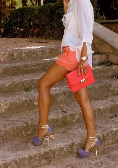 Shoes & shorts