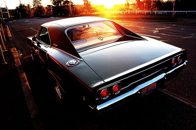 1968 Dodge Charger R/T - Welcome Back Summer