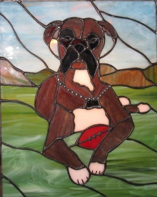 1000 Images About Animals Stained Glass Mosaic On