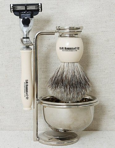 Nothing like a classic shave.