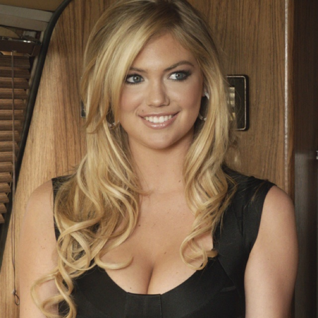 Kate upton i like her hair and make up | Hair and nails ...