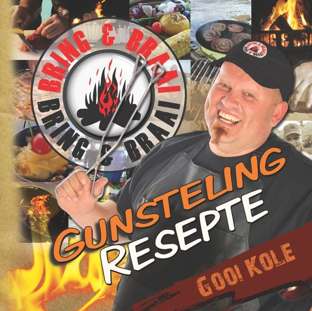 Limited Edition Signed Bring en Braai – Gunsteling Resepte Braai Cook Book R250