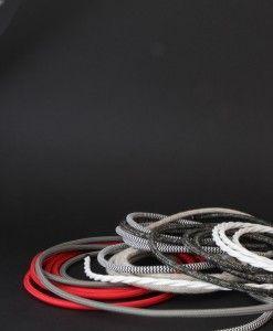 textilne kable, vodice