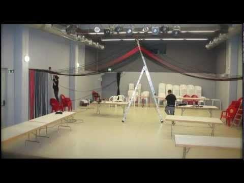'Making of' de la Decoració per Acte Cultural a Sallent