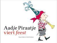 Aadje Piraatje viertfeest - Sieb Posthuma en Marjet Huibers