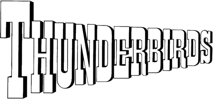 thunderbirds logo - Google Search