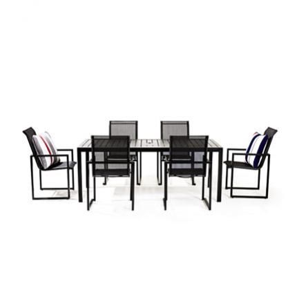 from glucksteinhome com   Tofino Dining Set. 83 best Outdoor Style images on Pinterest   Drinkware  Outdoor