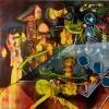 """Ne manquez pas l'exposition inédite """"du Surréalisme à l'Histoire"""" consacrée à l'½uvre monumentale du peintre chilien Matta, jusqu'au 20 mai, au musée Cantini. (19, rue Grignan 13006 Marseille) L""""exposition Matta en image... et un portrait de ce maître du surréalisme aux Editions Séguier :  http://www.editions-seguier.fr/livre/849/Matta"""