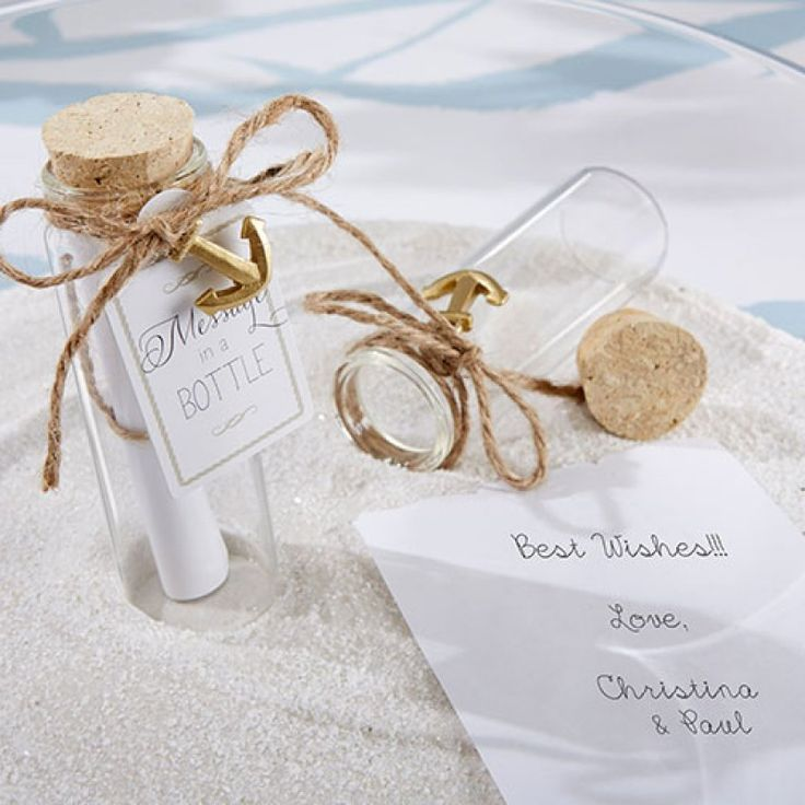 19 Beach Wedding Favor Ideas As Low As $1.1 Each!