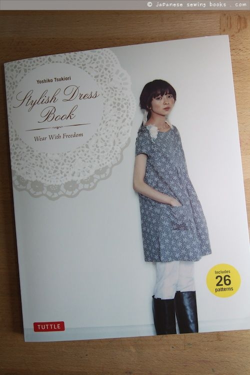 http://www.japanesesewingbooks.com/2012/11/30/book-review-stylish-dress-book/