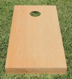 Many people have played games using bean bags as a child. In the south a very popular game called Cornhole is often played outdoor during parties...