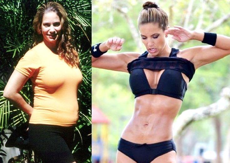 """ДО и ПОСЛЕ Дженнифер Николь Ли: """"Избавиться от лишнего жира вы можете только в одном случае, если в сутки будете расходовать калорий больше, чем потреблять."""""""