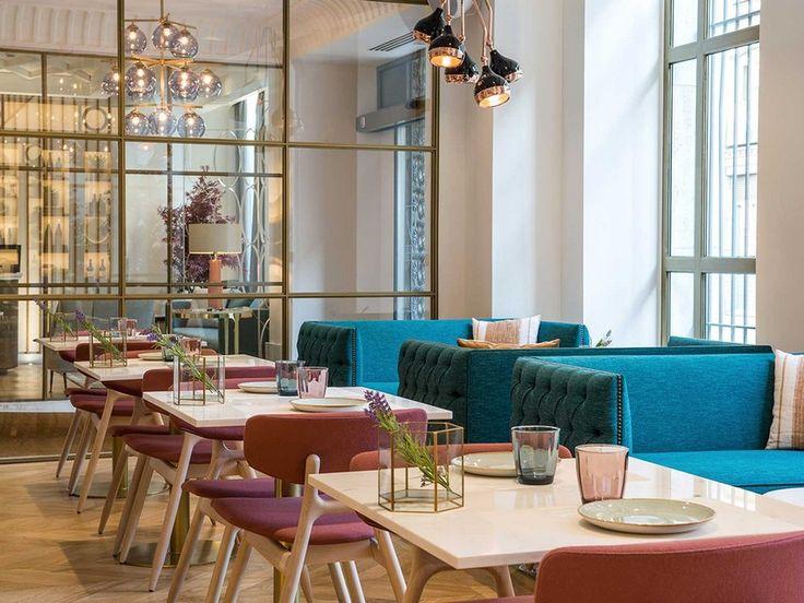 Boutique Hotels: Hotel Vincci Centrum Madrid   #hotelinteriordesigns #lboutiquehotels #luxuryhotels  See also: http://hotelinteriordesigns.eu/ @delightfulll                                                                                                                                                     Mehr