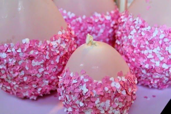 3 ideas para hacer hermosos recipientes, usando globos! | Aprender manualidades es facilisimo.com