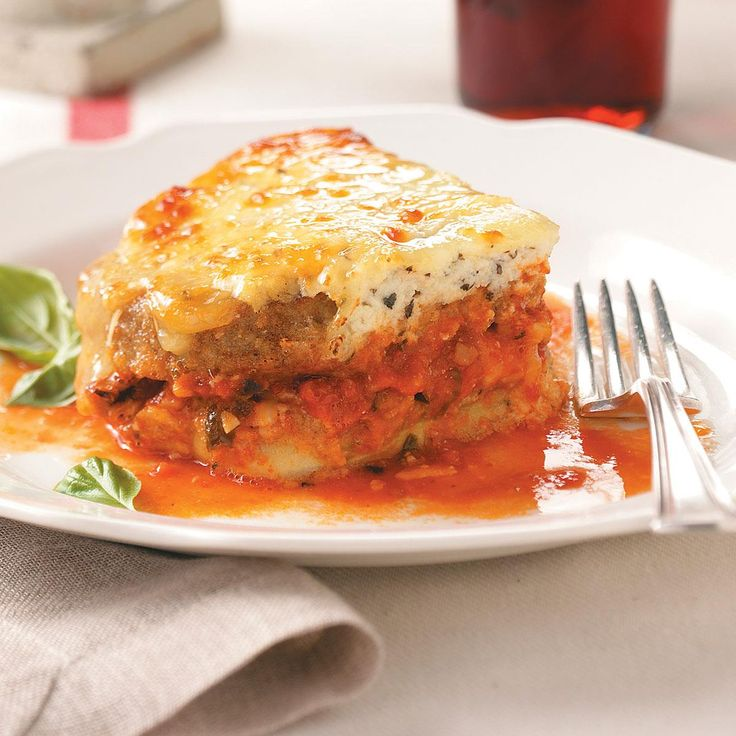 The Best Eggplant Parmesan Recipe -Truly delicious! I love eggplant and have many recipes, but this one's my favorite. The cheeses and seasonings make this dish unforgettable. —Dottie Kilpatrick, Wilmington, North Carolina