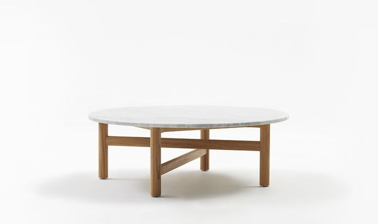 Marble table top - Coffee table from Jardan