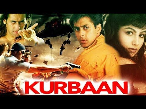 nice Kurbaan -Salman Khan, Ayesha Jhulka, Sunil Dutt, Gulshan Grover | Bollywood Hindi Movie Full HD