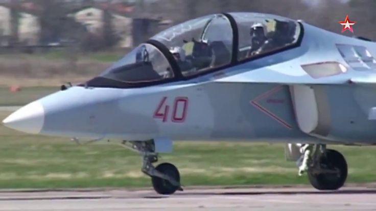 De nouveaux Yakovlev Yak-130 pour les élèves pilotes russes