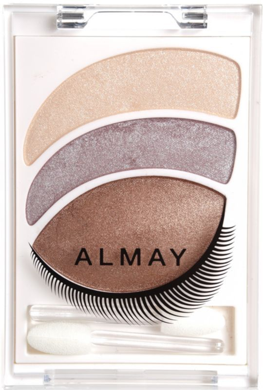 Get that smoky eye look with the new compact for your color eyes by Almay..