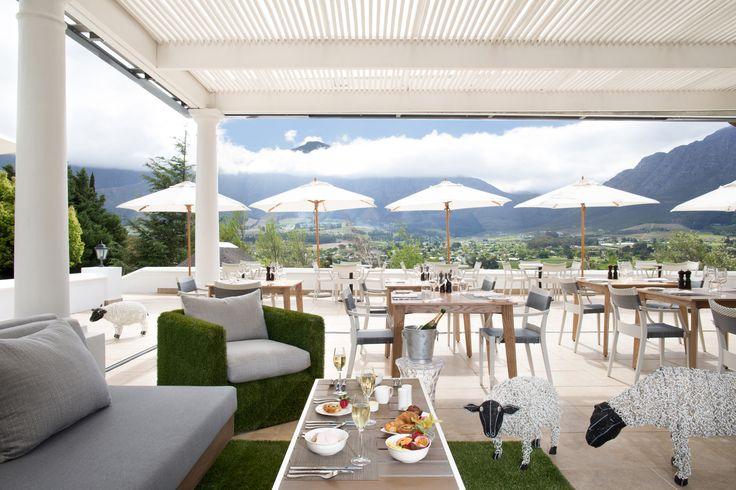 Mont Rochelle, Virgin Limited Edition - #Franschhoek, #SouthAfrica #luxurytravel