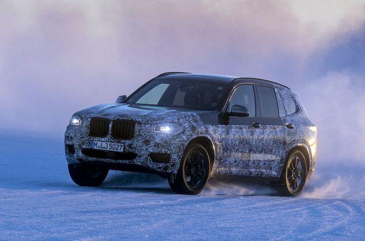 2018 BMW X3 Crossover