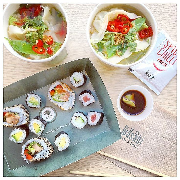 Saturday @wasabi_uk fix  #Japanesefood #Sushi  #Asianfood #like4like  #eatclean #lunch #yummy #delicious #healthylifestyle #healthyfood #healthyeating #fitspo #fitstagram #foodie #foodblogger #foodlover #foodpics #foodporn #instagood #instafood #instafit #nourish #foodstagram #cleaneating #feedfeed #cleaneats #yummy #hbloggers #paleo #fitlondoners by boroughbelly