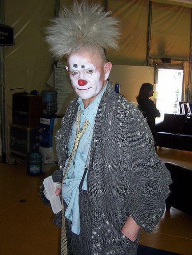 The CLOWN (Cirque du Soleil) Yuri Medvedev Cirque du soleil Alegria | Flickr