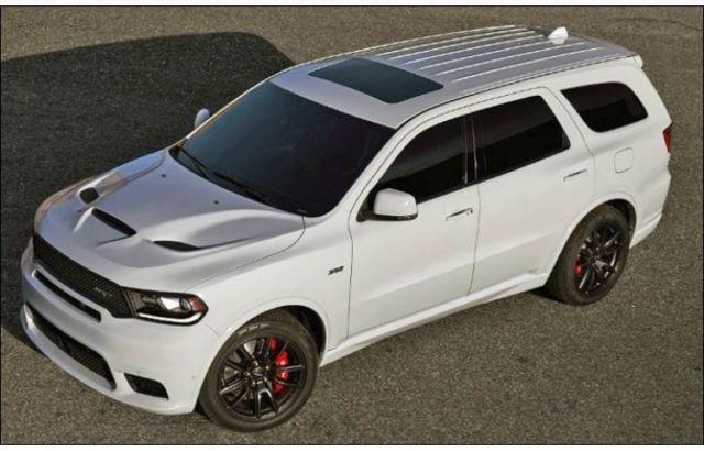 2012 2018 New Oem Dodge Durango Srt Hood Mopar Hellcat Ebay Dodge Durango Dodge 2018 Dodge
