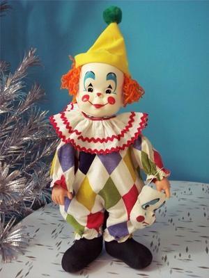 Mattel Patootie Clown Talking Doll - my favorite childhood toys