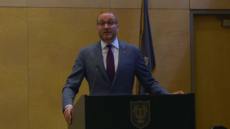 Chad Griffin Addresses the 2016 White House World AIDS Summit
