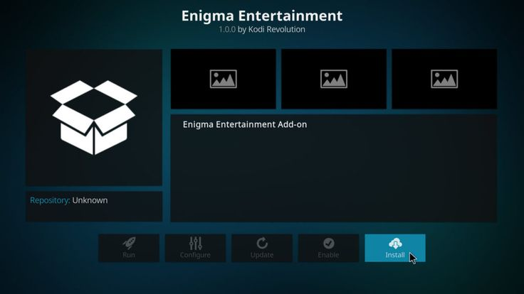 How To Install Enigma Entertainment add-on on Kodi Krypton – Your Streaming TV
