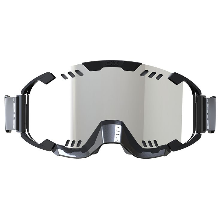 CKX - Snow Goggles - TITAN (210 degrees field of view) - Front view - kimpexnews.com