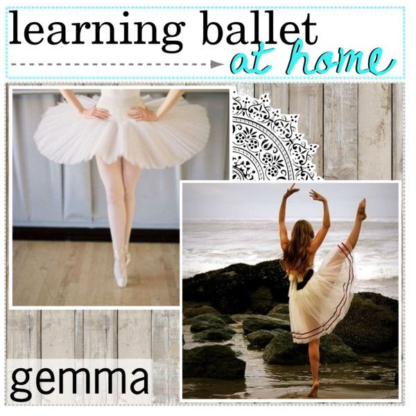 Gemma ♡ @dances-with-fireflies   Hey there my magical penguins! So this tip is all about learning ballet - at home. I took ballet for a couple years, and sadly...