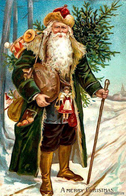 Пост о правильных Дедах Морозах - В ТЫЛУ