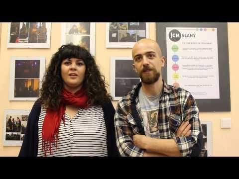 Máme dva krásné mladé inteligentní šikovné zahraniční dobrovolníky. Heč!