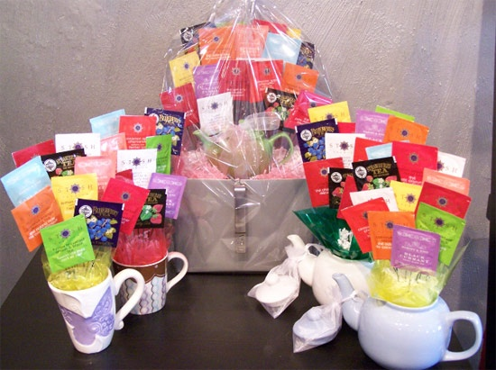 Tea Bouquet! For the Tea lover in your life!