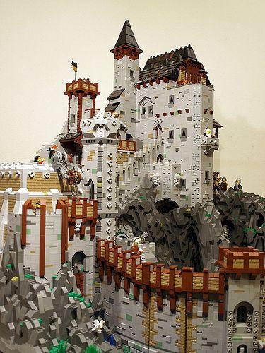 LEGO Castle - artist unknown
