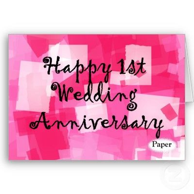 1st Anniversary Wishes Hy Pinterest Cards Wedding And