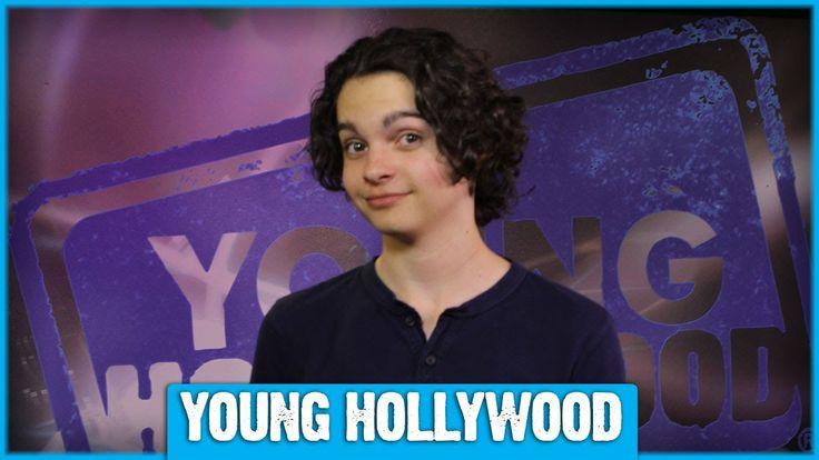 PARENTHOOD star Max Burkholder on Co-star Ray Romano
