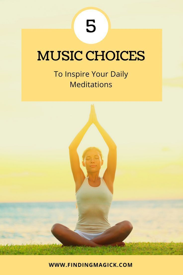 5 Meditation Music Albums to Inspire You | Meditation