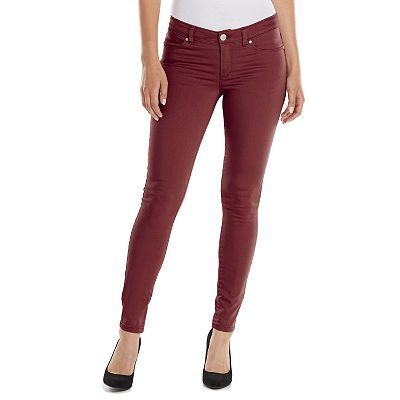 LC Lauren Conrad Colored Jeggings - Women's