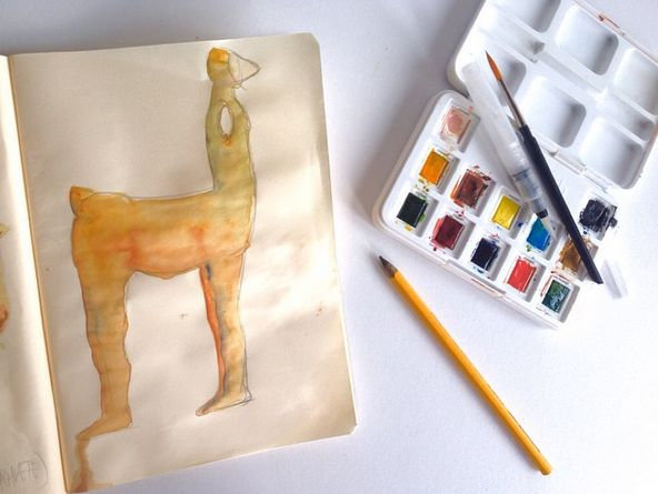 Centauro - RLB  www.lobobarbarroja.com
