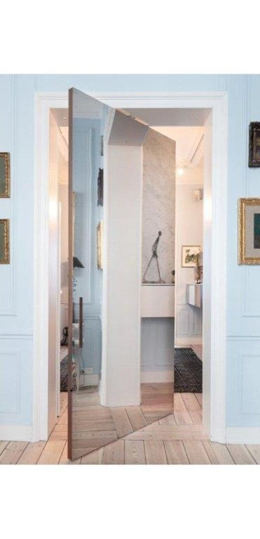 140 best porte images on Pinterest Doors, Artists and Facades - comment changer une porte